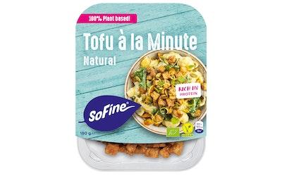 Sofine Marinoidut Luomu Tofupalat 180g