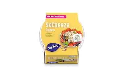 Sofine Socheeze kuutiot 250g oliivisekoitus