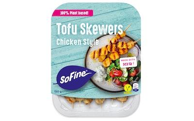 SoFine Tofu soijavartaat 150g - kuva