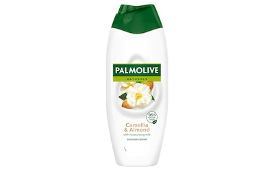 Palmolive Naturals suihkusaippua 500ml Camellia Oil and Almond