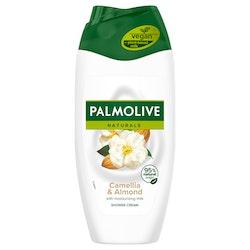 Palmolive Naturals suihkusaippua 250ml Camellia Oil and Almond