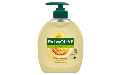Palmolive Naturals nestesaippua 300ml Milk & Honey
