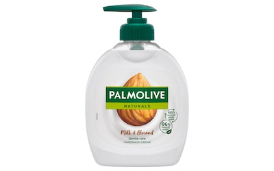 Palmolive Naturals nestesaippua 300ml Almond & Milk