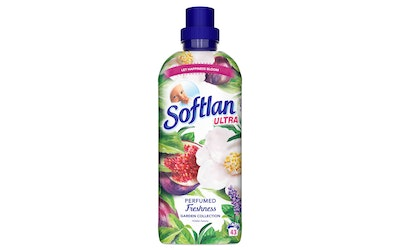 Softlan huuhteluaine 650ml Garden Hidden Beauty
