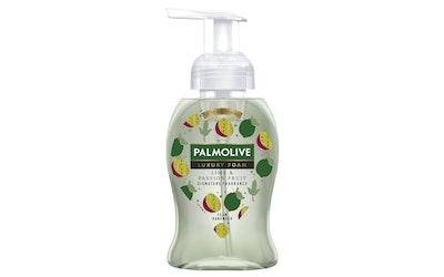 Palmolive vaahtonestesaippua 250ml Magic Softness Lime