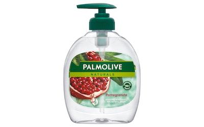 Palmolive Naturals nestesaippua 300ml Vegan Pomegranate