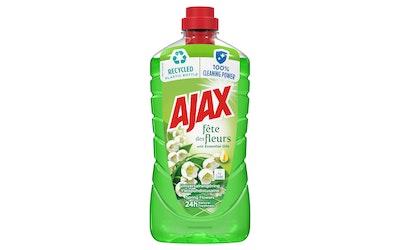 Ajax yleispuhdistusaine 1L Fete des Fleurs Spring Flowers