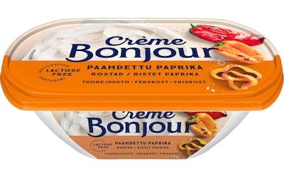 Creme Bonjour 200g paahdettu paprika lak