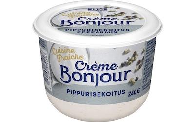 Creme Bonjour Cuisine fraiche 240g pippurisekoitus