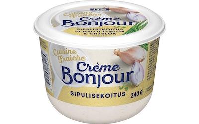 Creme Bonjour Cuisine fraiche 240g sipulisekoitus