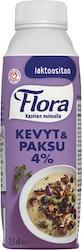 Flora Ruoka 4% 2,5dl laktoositon