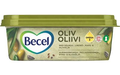 Becel kasvirasvalevite 400g 38% Oliivi