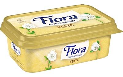 Flora Kulta margariini 400g 80%