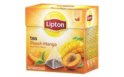 Lipton Peach Mango Tea 20 pyramidipussia 36g