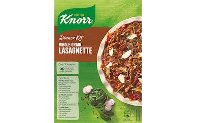 Knorr Täysjyvä Lasagnette ateria-ainekset 270 g