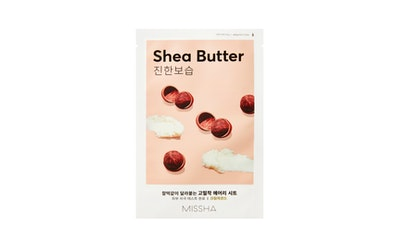 Missha Airy Fit kangasnaamio Shea Butter 19g