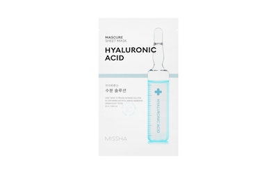 Missha Mascure Hydra Solution kangasnaamio Hyaluronic Acid 27ml - kuva