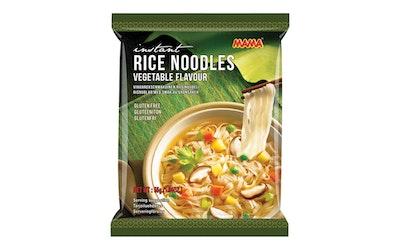 Mama vihanneksenmakuinen riisinuudeli 55g