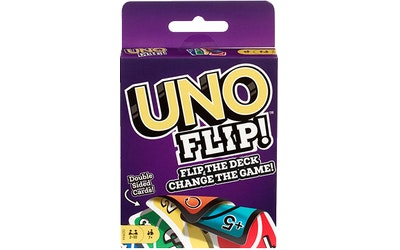 UNO Flip korttipeli - kuva