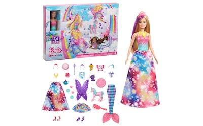 Barbie Dreamtopia Adventtikalenteri - kuva
