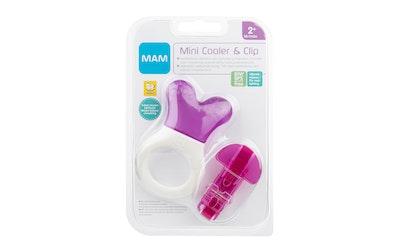 Ainu MAM MiniCooler+Clip pururengas ja nauha 2+kk