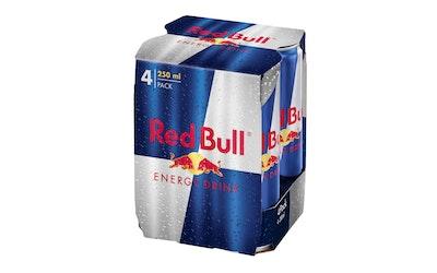 Red Bull energiajuoma 0,25l 4-pack