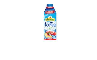 Pfanner persikka jäätee 0,75l tlk