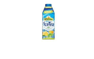 Pfanner lemon-lime jäätee 0,75l
