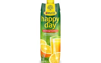 Rauch happy day appelsiinitäysmehu 1L