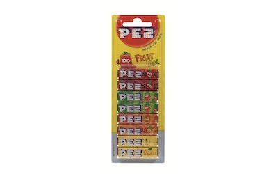 Pez 8-täyttöpakkaus 8x8,5 g