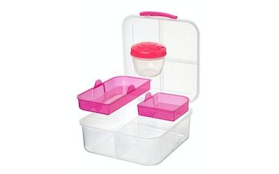 Sistema Bento Cube To Go eväsrasia 1,25l
