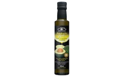 Olivado avokado-sitruunaöljy zest 250ml