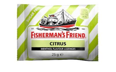 Fisherman's Friend 25g Citrus