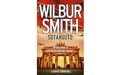Smith, Wilbur-Churchill, David: Sotahuuto