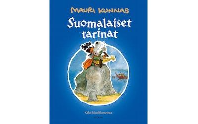 Kunnas, Suomalaiset tarinat