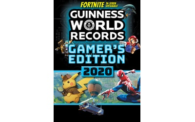 Guinness World Records 2020 Gamer's Edition