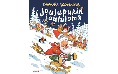 Kunnas, Joulupukin joululoma - kuva
