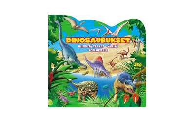 Tarrapuuhakirja Dinosaurukset
