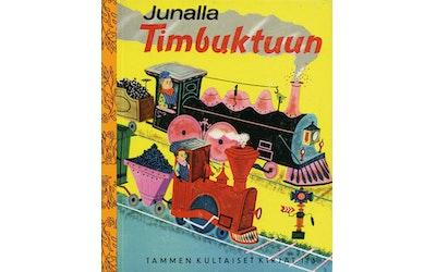Junalla Timbuktuun