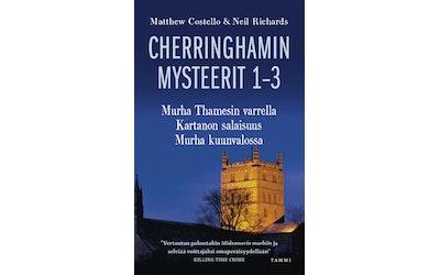 Costello, Matthew-Richards, Neil: Murha Thamesin varrella & Kartanon salaisuus & Murha kuunvalossa