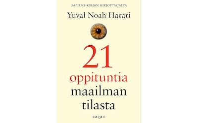 Harari, 21 oppituntia maailman tilasta