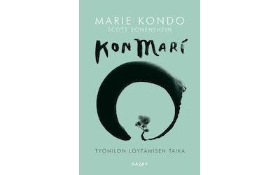 Kondo, KonMari-Työnilon löytämisen taika