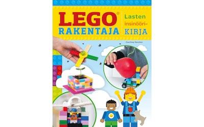 Lego-rakentaja - Lasten insinöörikirja