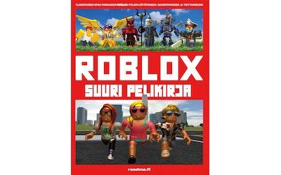Roblox-Suuri pelikirja