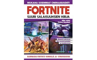 Fortnite - Suuri Salaisuuksien kirja