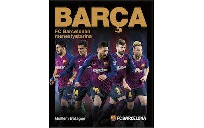 BARCA - FC Barcelonan menestystarina
