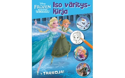 Disney Frozen Iso värityskirja
