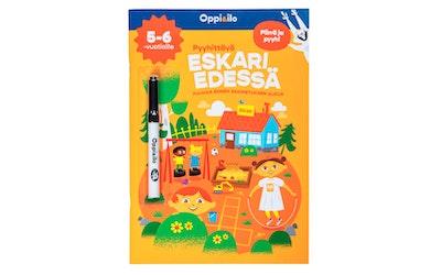Pyyhittävä Eskari edessä -puuhakirja 5-6