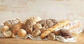 Oman leipomon tuotteita