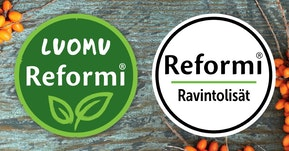 Reformin tuotteilla talveen